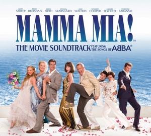 Mamma Mia! (The Movie Soundtrack) album cover