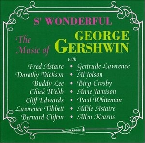 S'Wonderful: The Music Of George Gershwin album cover