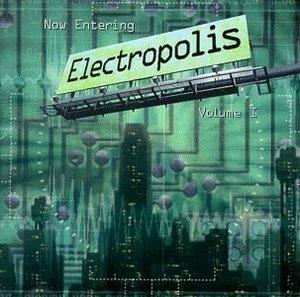 Electropolis Vol.1 album cover