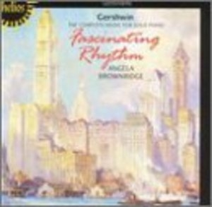 Gershwin-Complete Solo Piano Music album cover