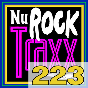 ERG Music: Nu Rock Traxx, Vol. 223 (October 2017) album cover
