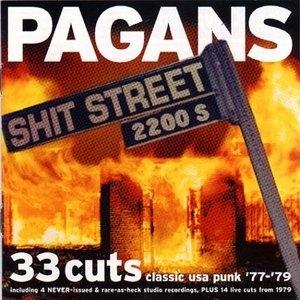 Shit Street album cover