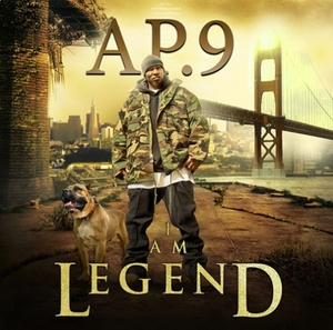 I Am Legend album cover