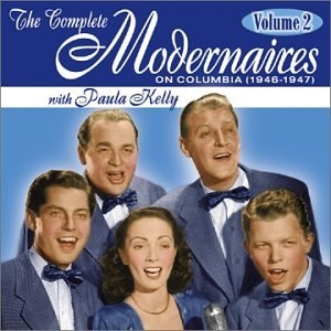 The Complete Modernaires On Columbia Vol.2 album cover