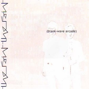Blank-Wave Arcade album cover