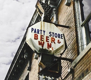 Party Store album cover
