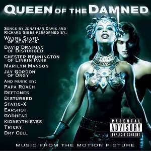 Queen Of The Damned album cover