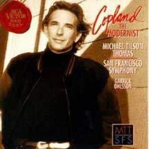 Copland: The Modernist album cover