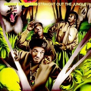 Straight Out The Jungle album cover