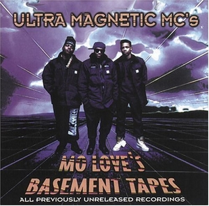 Mo Love's Basement Tapes album cover