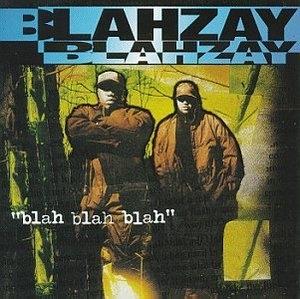 Blah Blah Blah album cover