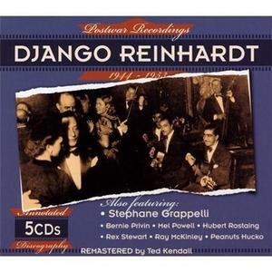 Postwar Recordings 1944-1953 album cover