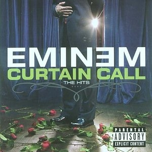 Curtain Call: The Hits album cover