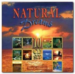 Natural Dreams: Music For Relaxation album cover