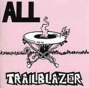 Trailblazer: Live album cover