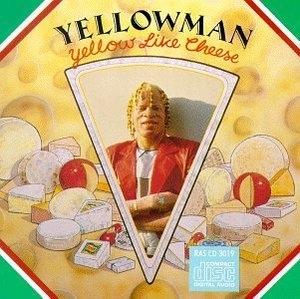 Yellow Like Cheese album cover