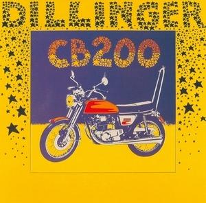 CB 200 album cover
