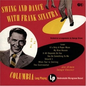 Swing And Dance With Frank Sinatra (Exp) album cover