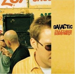 Crazyhorse Mongoose album cover