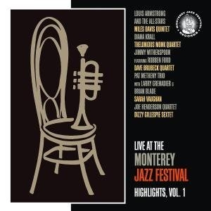 Live At The Monterey Jazz Festival: Highlights, Vol.1 album cover