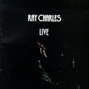 Ray Charles Live album cover