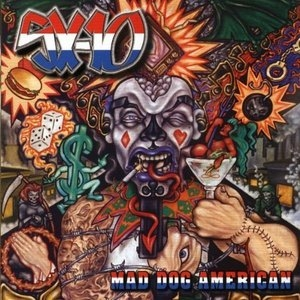 Mad Dog American album cover