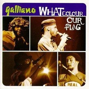 What Colour Our Flag album cover