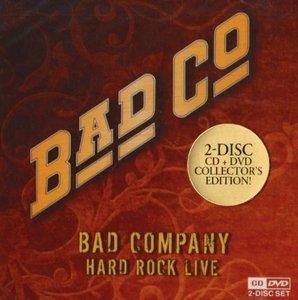 Hard Rock Live album cover