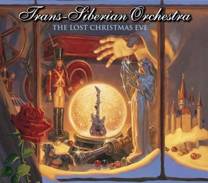 The Lost Christmas Eve album cover