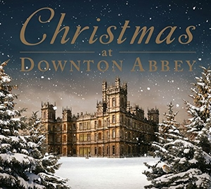 Christmas At Downton Abbey album cover