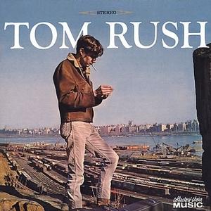 Tom Rush (1965) album cover