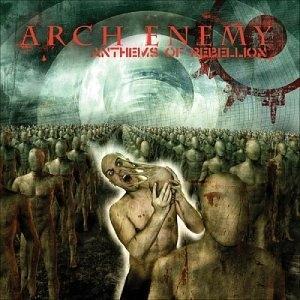 Anthems Of Rebellion album cover