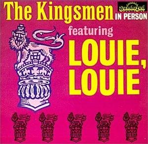 The Kingsmen In Person album cover