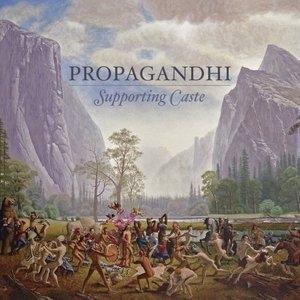 Supporting Caste album cover