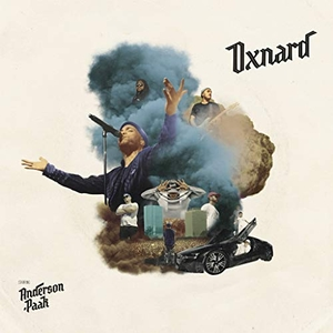 Oxnard album cover