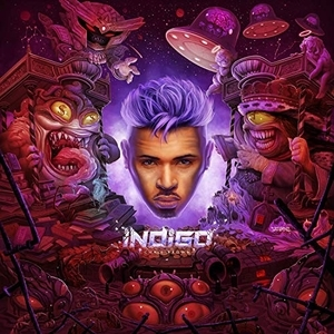Indigo album cover