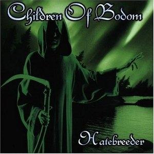 Hatebreeder album cover