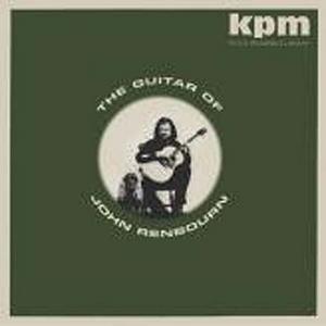 The Guitar Of John Renbourn album cover