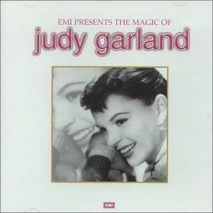 The Magic Of Judy Garland album cover