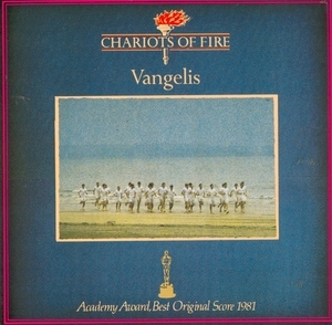 Chariots Of Fire Original Movie Soundtrack album cover