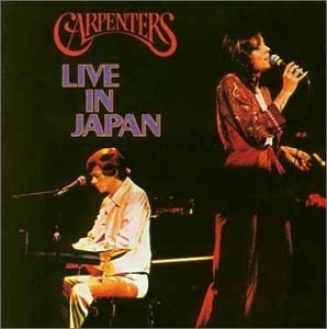 Live In Japan album cover
