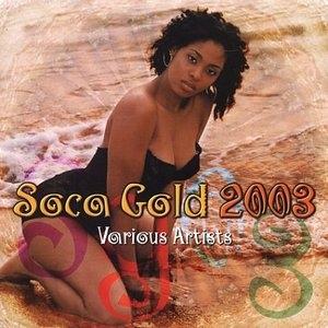 Soca Gold 2003 album cover