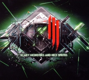 Scary Monsters And Nice Sprites album cover