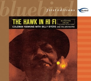 The Hawk In Hi Fi album cover