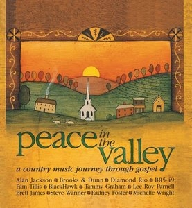 Peace In The Valley (Arista) album cover