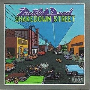 Shakedown Street album cover