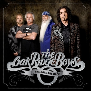 The Boys Are Back album cover