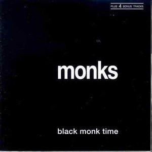 Black Monk Time (JAP) album cover