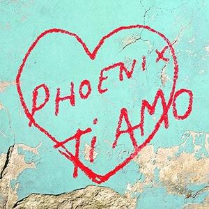 Ti Amo album cover