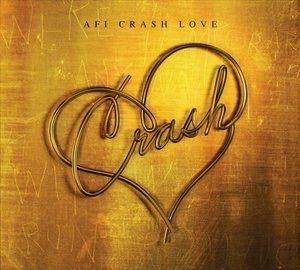 Crash Love album cover